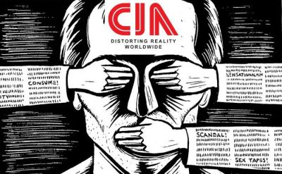 Journalists for Hire How the CIA Buys the News by Dr  Udo